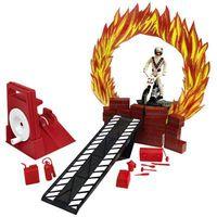 Fire ramp
