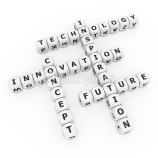 Ist2_7195412-innovation-crosswords-on-dices