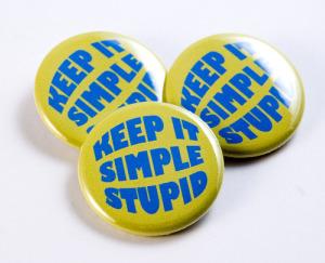 Kiss-buttons