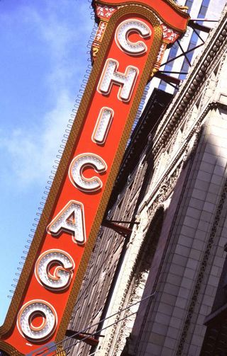 ChicagoTheatreSign