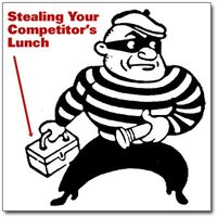 Stealing-competitor-lunch