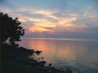 Lake ontario sunset 1