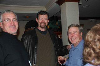 Colleen NYTF GIG Pics 2010 Steve, Tim
