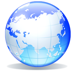Asia_Glossy_Globe