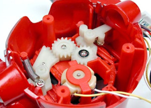 Robot-mechanism