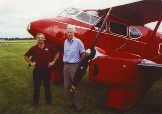 Torquil - Henry Red Plane