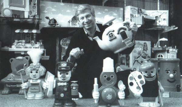Sir Torquil Norman – an Inspiration - Global Toy News
