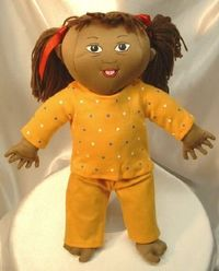 Down Syndrome Doll - Ethnic