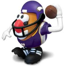 Potato Head Football Player