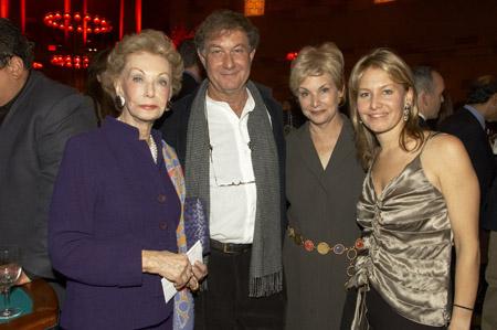 Hassenfeld Family - Sylvia, Alan, Ellie, Susan