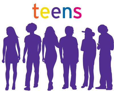 Teen-graphic