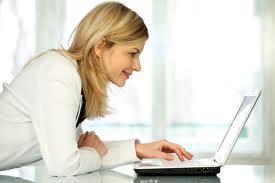 3woman at computer