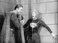 Lucy and George Reeves