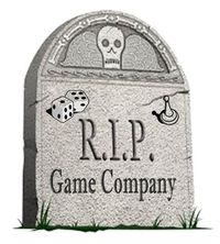 Game tombstone