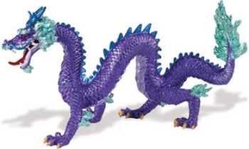 Purple-chinese-dragon-toy
