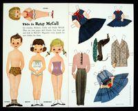 Betsy McCall set
