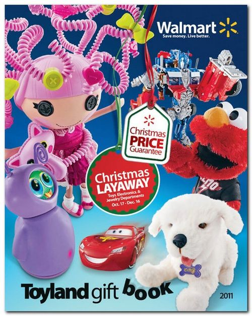 Christmas Toy Catalogs By Mail.The Wal Mart Toy Catalog A Gender Critique Global Toy News