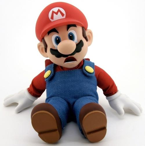 Mario-sad