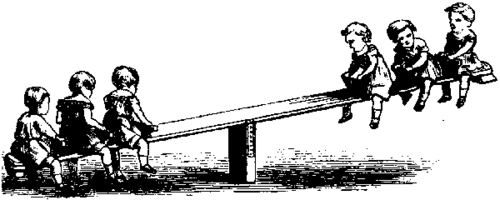 Seesaw_w_kids_old_fashioned