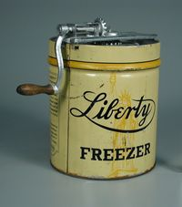 Liberty Freezer, 1921, Courtesy of The Strong, Rochester, New York