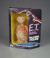 E.T., L JN Toys Ltd., 1982. Courtesy of The Strong