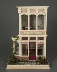 Ice Cream Parlour, From Ruth Rosenfeld, Courtesy of The Strong, Rochester, New York
