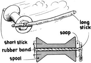 Spool-tank