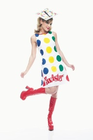 Playchic twister dress cuter
