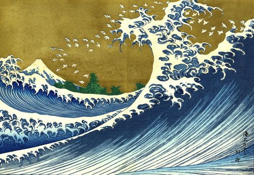 A_colored_version_of_the_Big_wave_from_100_views_of_the_Fuji,_2nd_volume