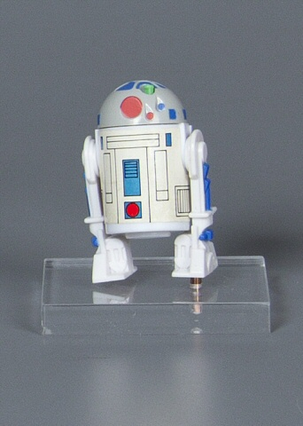 Star Wars, R2D2, 1985Courtesy of The Strong, Rochester, NY