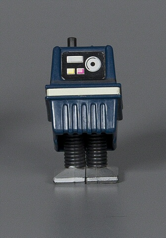 Vintage Star Wars Power Droid Action Figure, 1977, Courtesy of The Strong, Rochester, NY