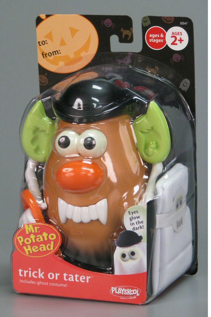 Mr. Potato Head Trick or Tater Play Set, 2006, Hasbro