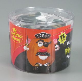 Mr. Potato Head, Make a Pirate Pumpkin play set, 2009, Courtesy of The Strong, Rochester, NY