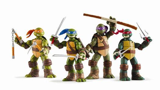 Ninja-Turtles-Toys