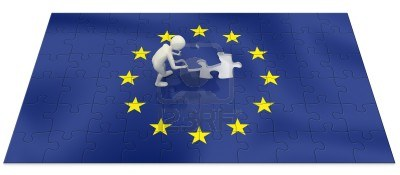 9626195-3d-man-finalizing-the-european-union-flag-puzzle-with-the-final-piece