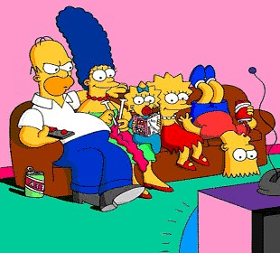Simpsons_watchtv