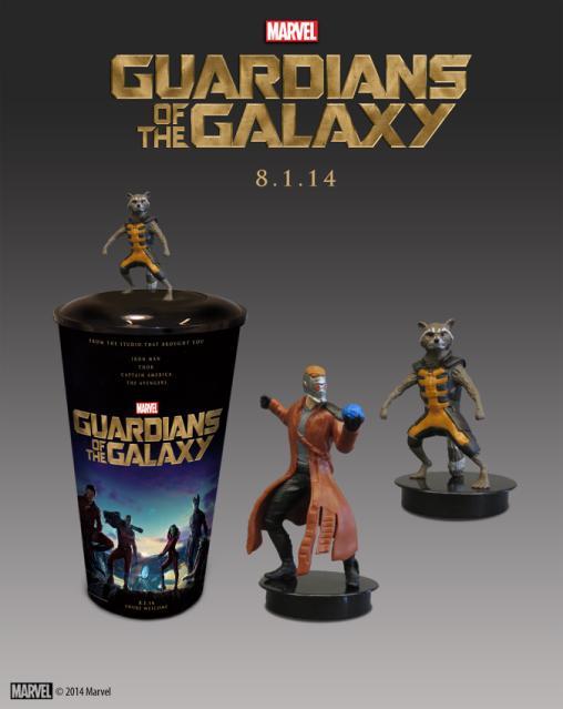 Guardians Theatre Pack