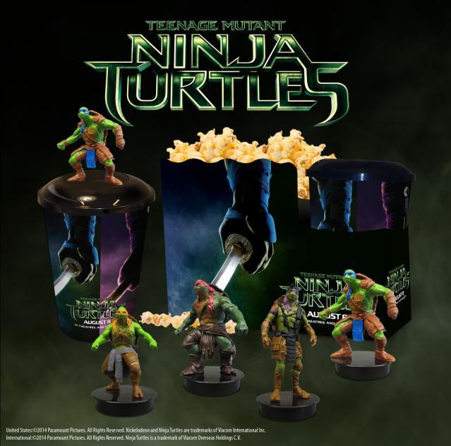 Turtles Theatre Pack