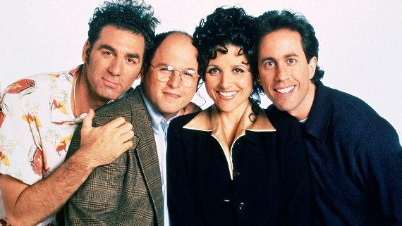 Seinfeld Cast. Castle Rock Television.