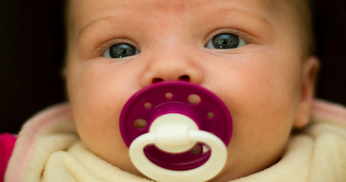 Babies full pacifier-thumb-615x325-107509