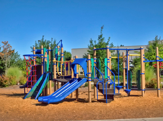 Dairy Creek Park Playground. Photo courtesy of Flickr user KaCey97078 through Creative Commons license CC BY-NC 2.0.