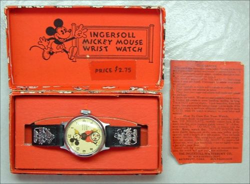 Vintage-mickey-mouse-watch