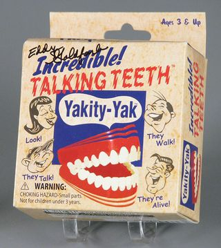 Yakity-Yak Talking Teeth, 2010, courtesy of The Strong, Rochester, New York.
