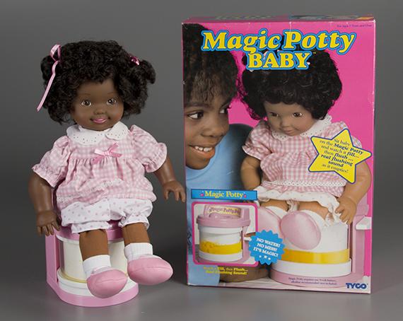 114,2198, Magic Potty Baby, Tyco, 1992, The Strong, Rochester NY