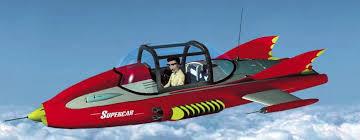 Toys Predict The Future Supercar Vs Tf X Future Flying Car
