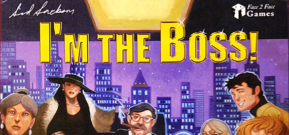 I'm the Boss, board game (detail), 2003, The Strong, Rochester, New York