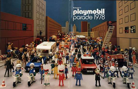 Playmobil 1978 catalog, The Strong, Rochester, New York
