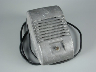 Drive-in speaker, about 1960, gift of the George Eastman Museum, The Strong, Rochester, New York.