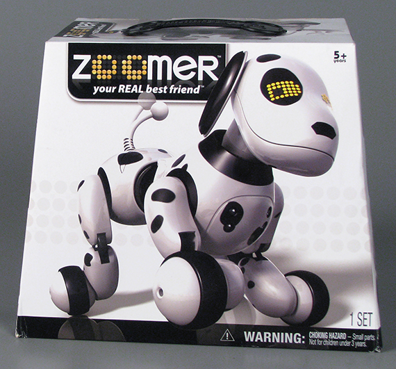 Zoomer  courtesy of The Strong  Rochester  New York