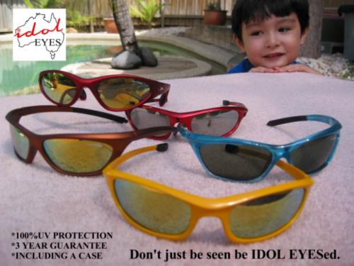 Idol eyes- RICK PLUSs